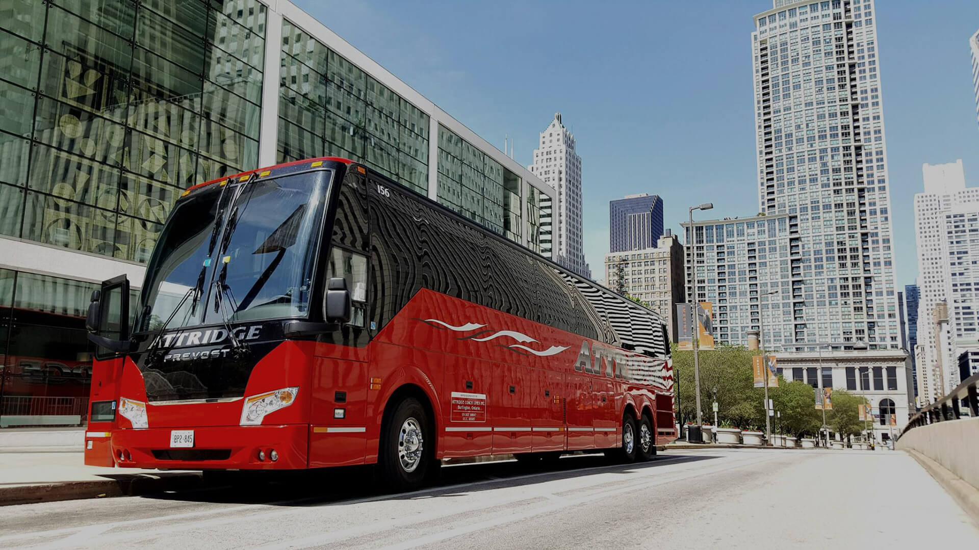 Travel in style with a Motorcoach