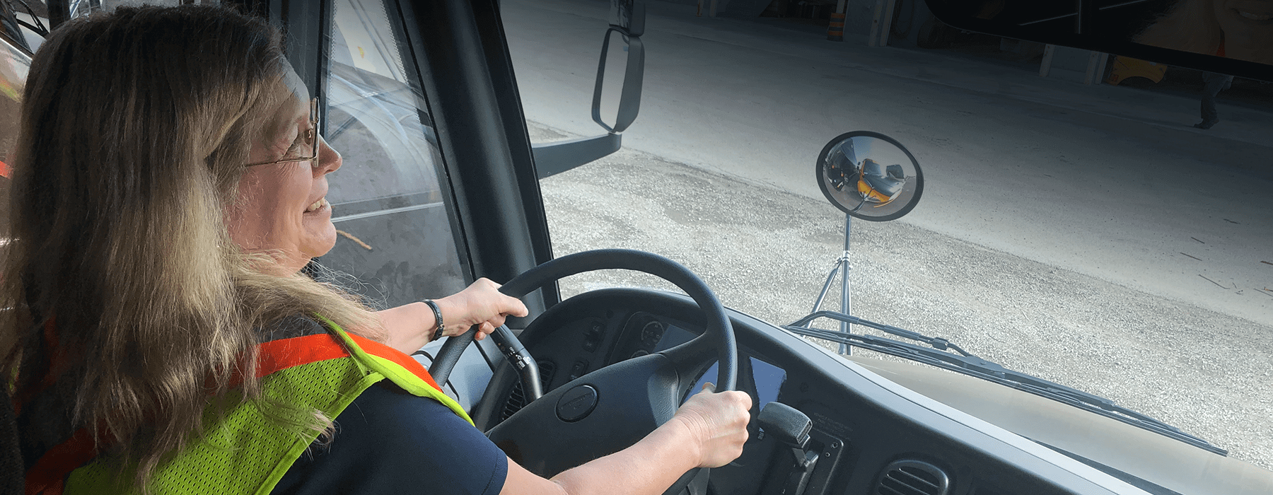 Become a School Bus Driver